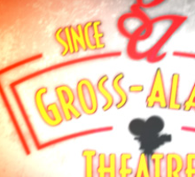 Gross Alaska - Film Logo